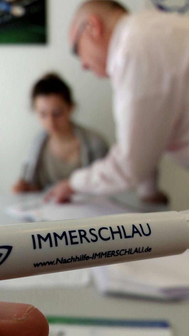 IMMERSCHLAU Nachhilfe Hamburg und Aachen