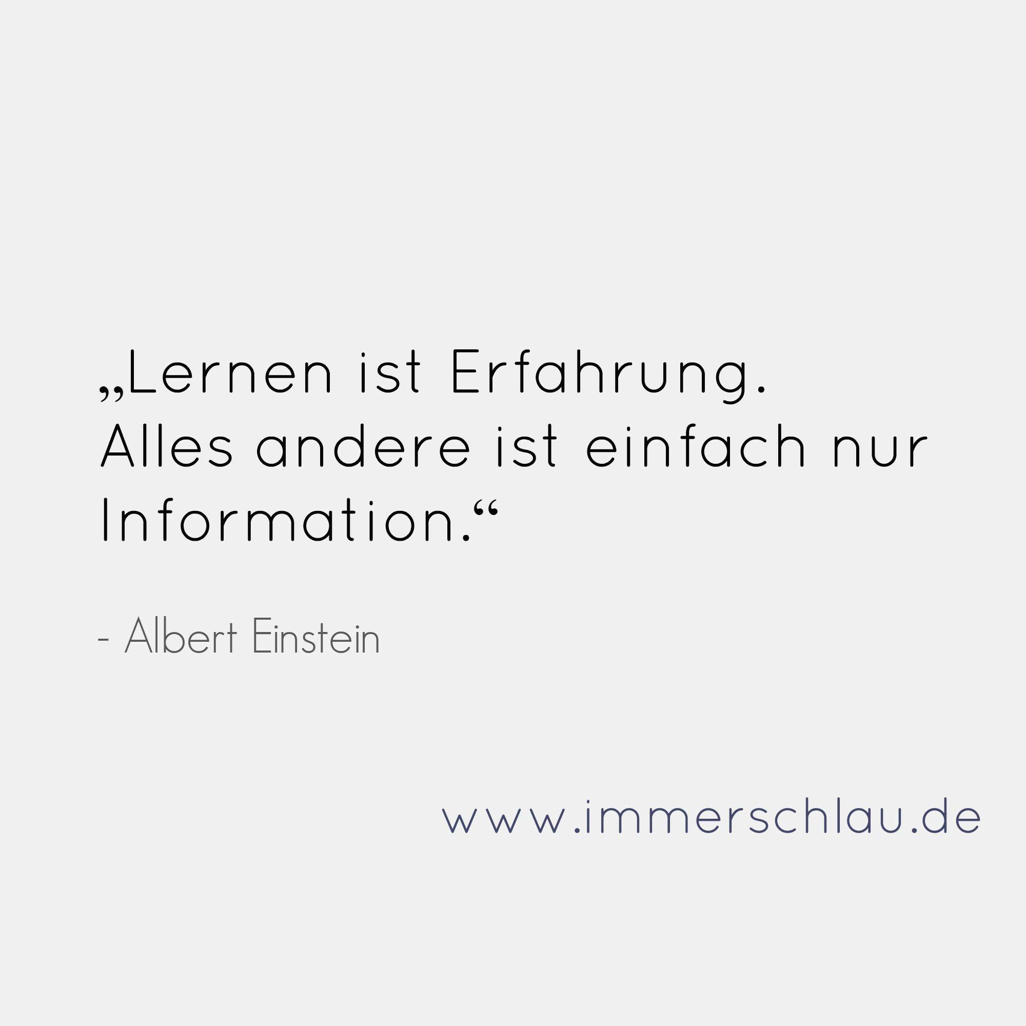 Albert Einstein Zitate Lernen Wahre Sprüche über Das Leben