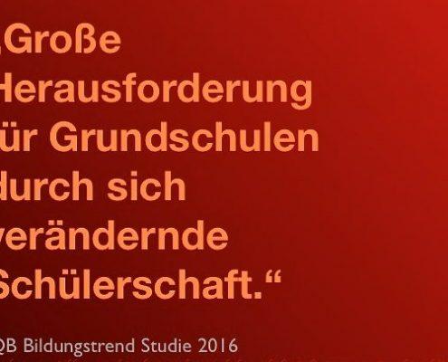 Mathematik und Deutsch an Grundschulen